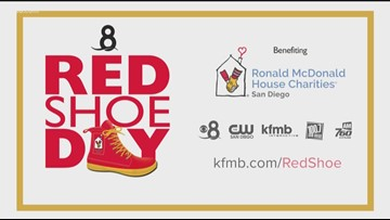Red Shoe Day will take place Thursday morning