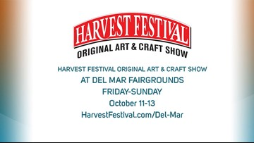 Get your fall fix at The Harvest Festival this weekend