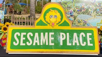 SeaWorld, Chula Vista officials break ground on Sesame Place San Diego theme park