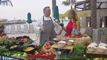 4th of July activities at the Hilton Bayfront