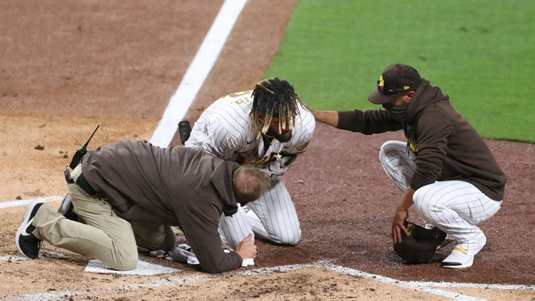 Padres star Fernando Tatis Jr. placed on injured list for 10 days