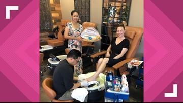 San Diego's first all vegan nail salon
