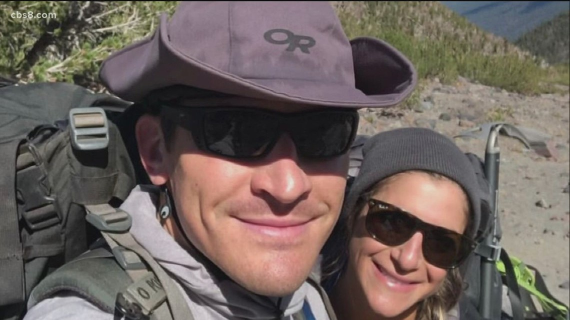 San Diego woman shares harrowing ordeal after a hiking accident left her gravely injured and her boyfriend dead