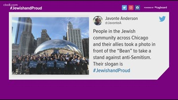 AJC declares Monday as 'Jewish and Proud Day'