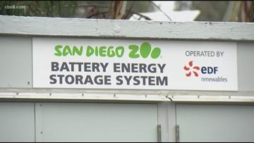 San Diego Zoo debuts new energy storage system