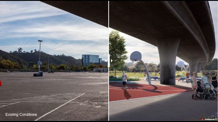 Here's what Mission Valley's new River Park could look like