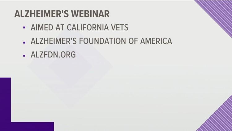 The Alzheimer's Foundation of America host free webinar Sept. 16