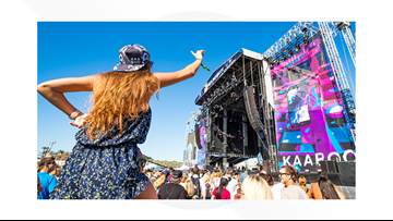 Win your way into KAABOO Del Mar!
