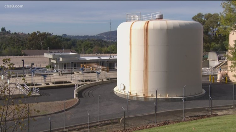 State may cite Poway over out of compliance storage water reservoir