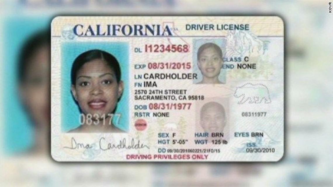 california drivers license permit requirements