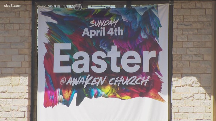 What will Easter Sunday in church look like this year?