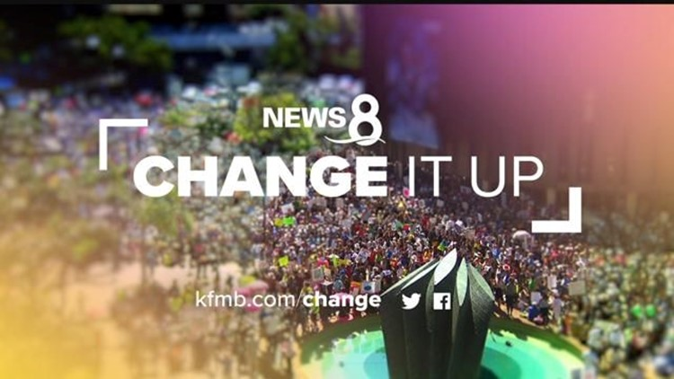 Change It Up: Jaci Feinstein helping the San Diego community