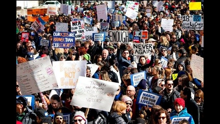 march for our lives nat 2