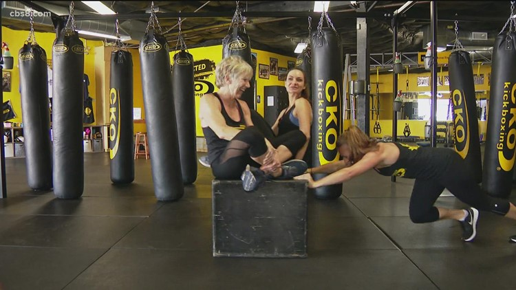 Out and About: CKO Kickboxing