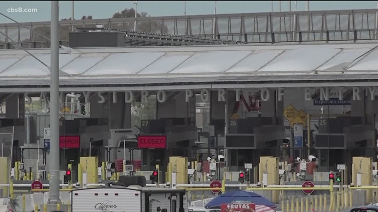 Mayor Gloria, South Bay leaders advocate for ending travel restrictions at U.S.-Mexico border