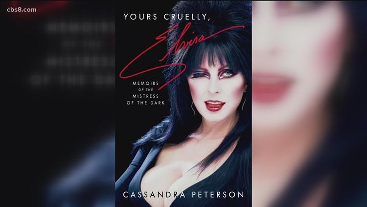 Cassandra Peterson discusses new memoir 'Yours Cruelly, Elvira'