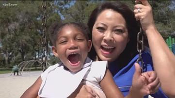 San Diego foster children featured on News 8 in 2019