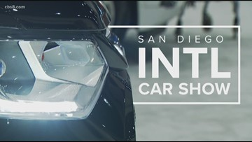 San Diego International Auto Show takes over at the Convention Center