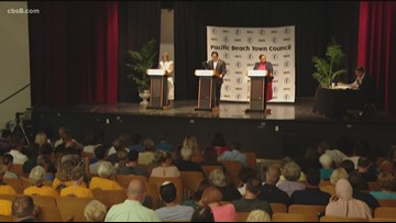 San Diego Democratic mayoral debate held in Pacific Beach