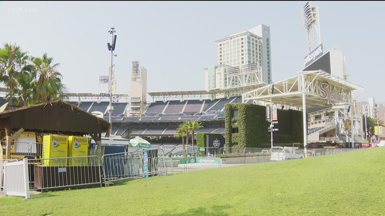 County and Padres team up to vaccinate San Diegans at Petco Park