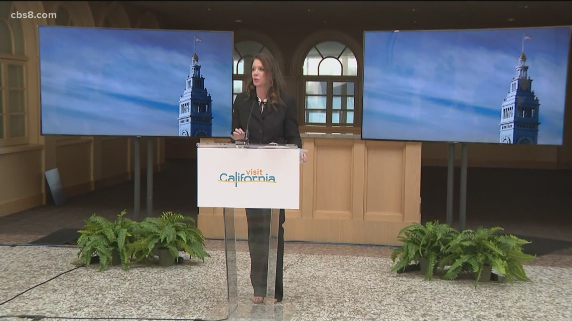 Governor Newsom unveils travel incentive ahead of reopening on June 15
