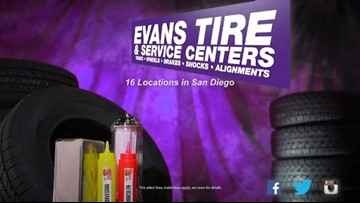 Evans Tire And Service Centers