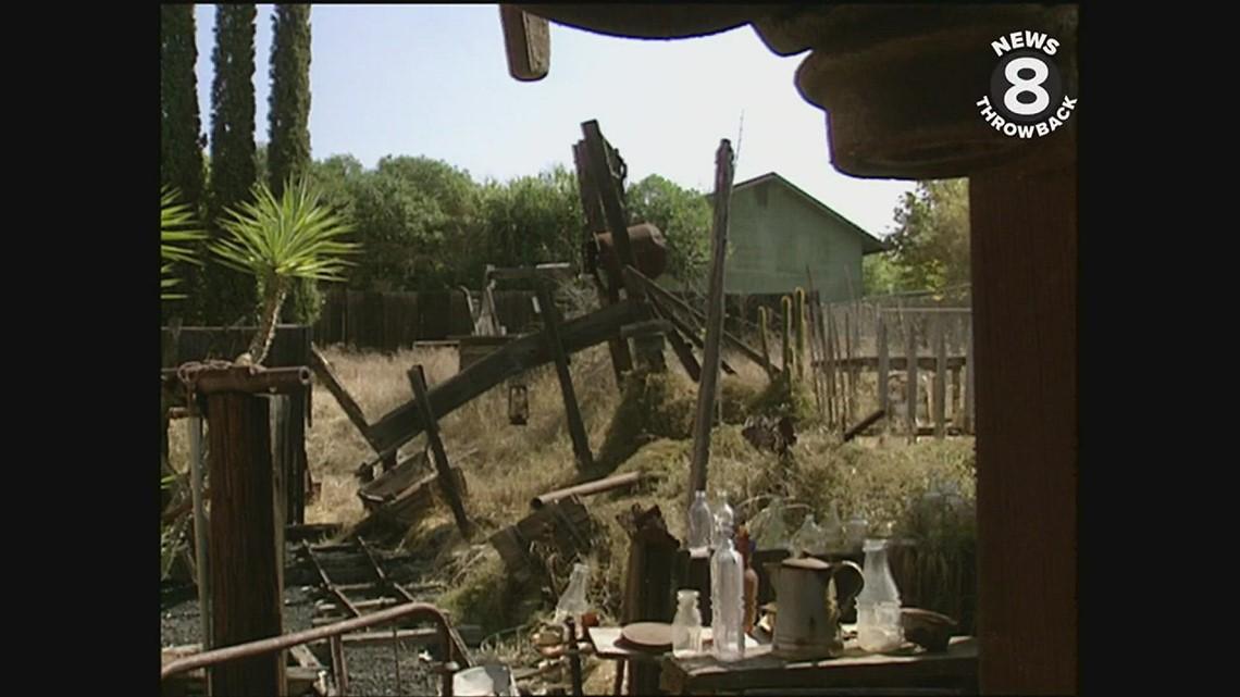 News 8's Larry Himmel - Backyard Series 1993: 'Ghost Town Mining Camp'