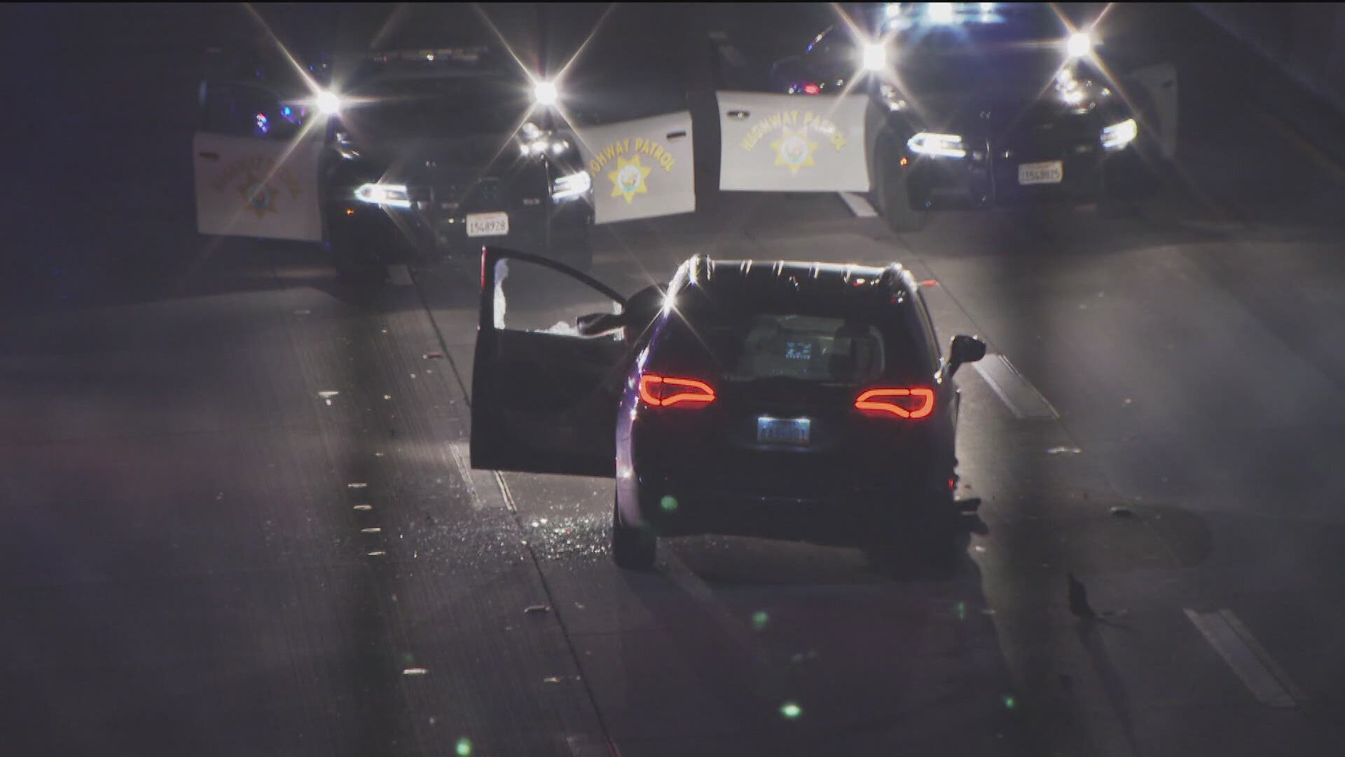 K9 Takes Down Alleged Crime Spree Suspect On San Diego