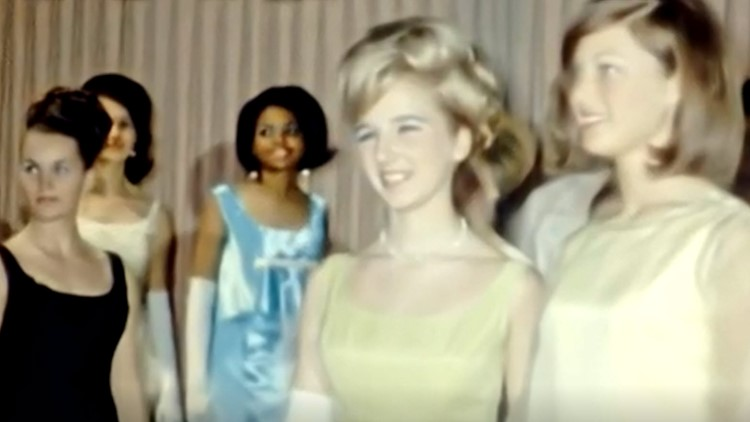 News 8 finds film footage for 1967 Beauty Queen