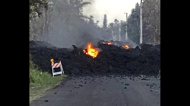 Hawaii Volcano Kilaueaa
