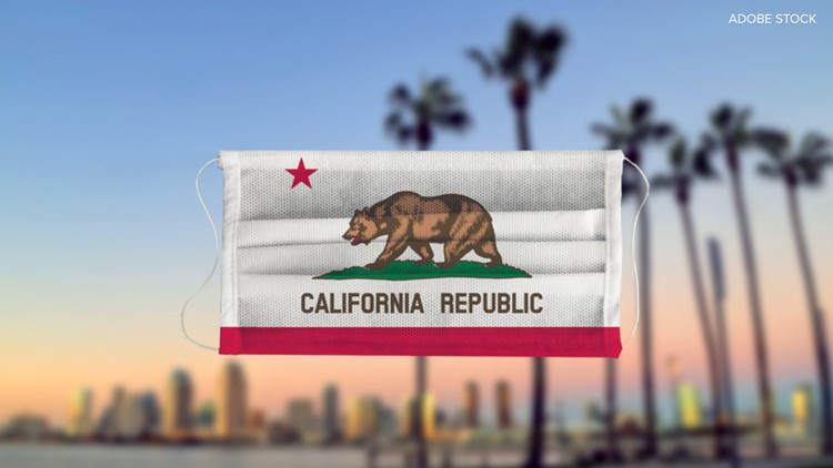 California drops workplace mask rule for vaccinated workers