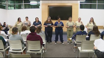 Second Act: Theater behind bars transforming inmates