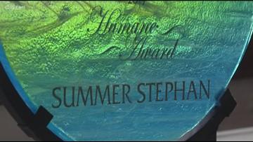 San Diego DA Summer Stephan receives 2019 Helen Woodward Animal Center Humane Award