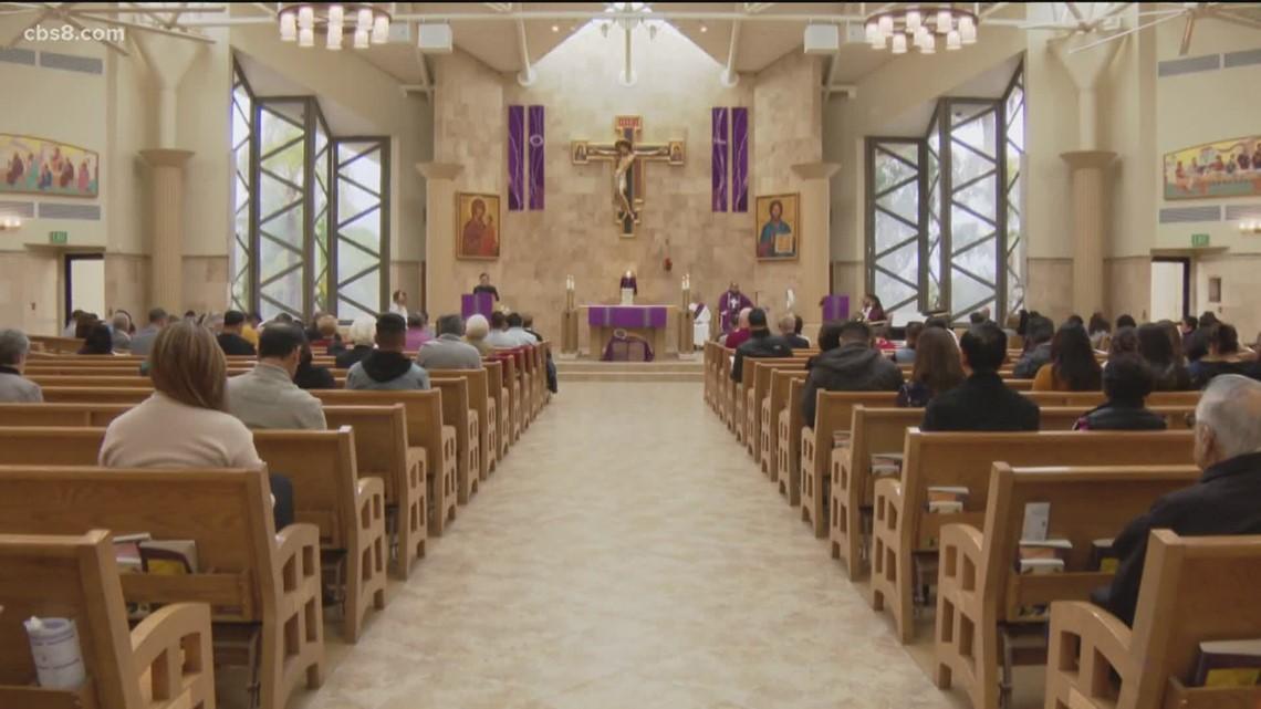 In-person worship resumes at full capacity across California