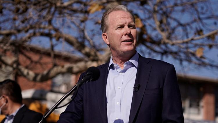 Former San Diego Mayor Kevin Faulconer's gubernatorial campaign plans lawsuit over ballot designation
