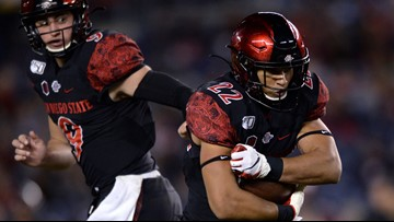 San Diego State Aztecs headed to New Mexico Bowl to face Central Michigan