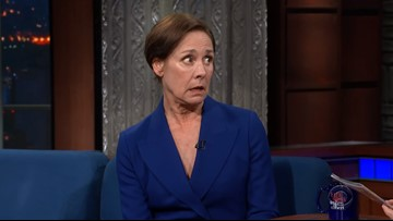 Laurie Metcalf: What It's Like To Play Clinton