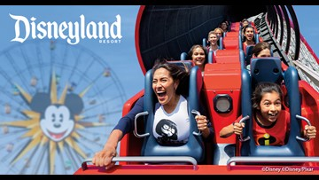 Win a 'Family Four-Pack' of tickets to the Disneyland® Resort!