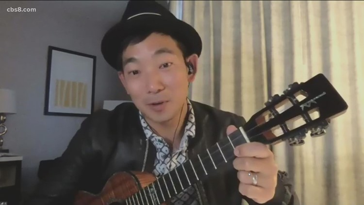Catching up with Jake Shimabukuro before his performance at the Belly Up