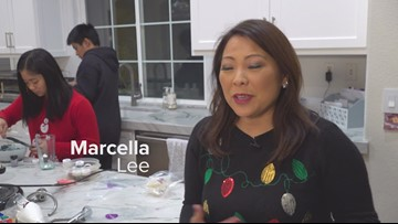 Marcella Lee Holiday Traditions: Creative cupcakes
