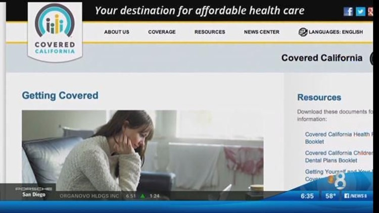 Deadline extended to sign up for health insurance | cbs8 com