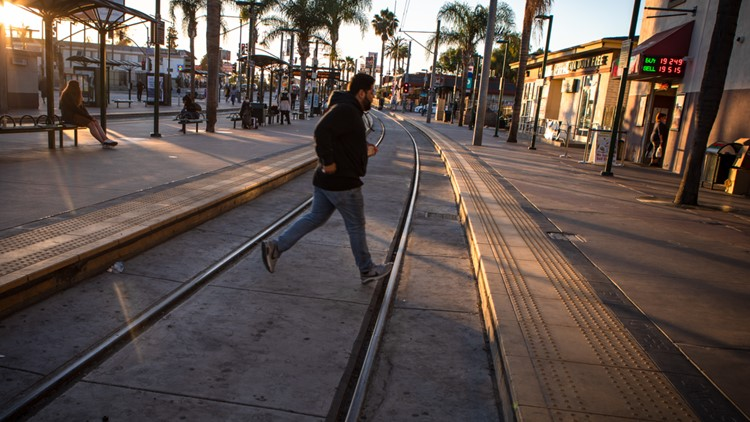 San Ysidro trolley stop project part of latest SANDAG plan