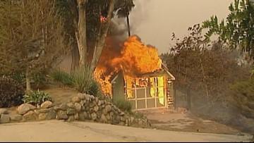San Diego homeowners losing fire insurance as fire season gets underway