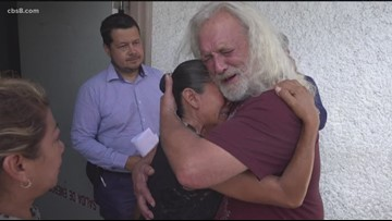 Father of US citizen travels to Tijuana to identify son's body