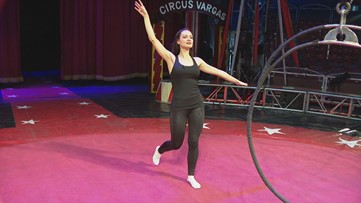 Milkin' San Diego: Jenny tries to join Circus Vargas