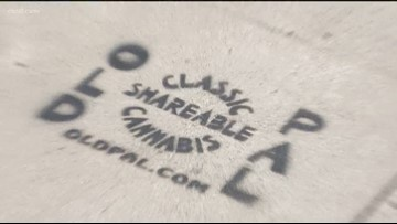 Your Stories Investigation: Cannabis company's ads appear on College Area sidewalks