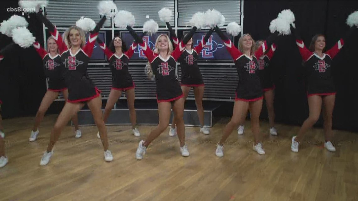 SDSU Dance Team discuss their journey to win the Division 1A Hip Hop competition