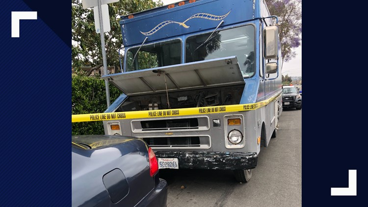 SDPD investigate after truck set on fire in Point Loma Heights