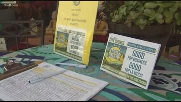 La Mesa City Council to vote on future of farmers market