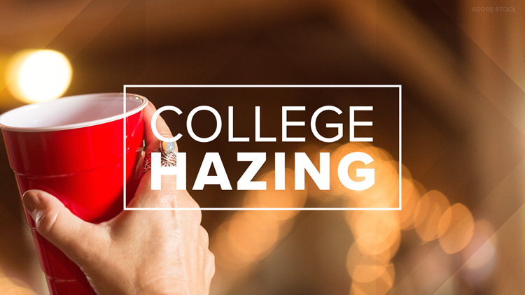 Did you experience hazing in college? News 8 wants to hear your story